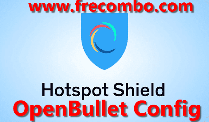 OpenBullet Config Hotspot Shield VPN Full Capture