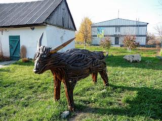 Александро-Калиново. Музей истории села «Довкілля».