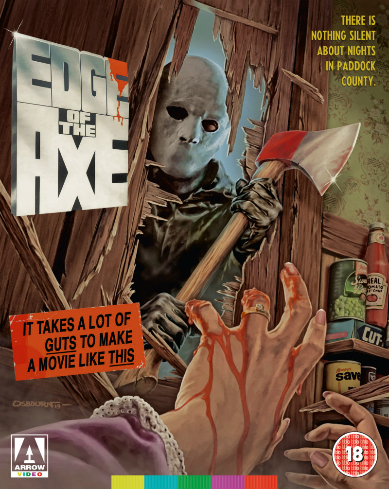 edge of the axe bluray