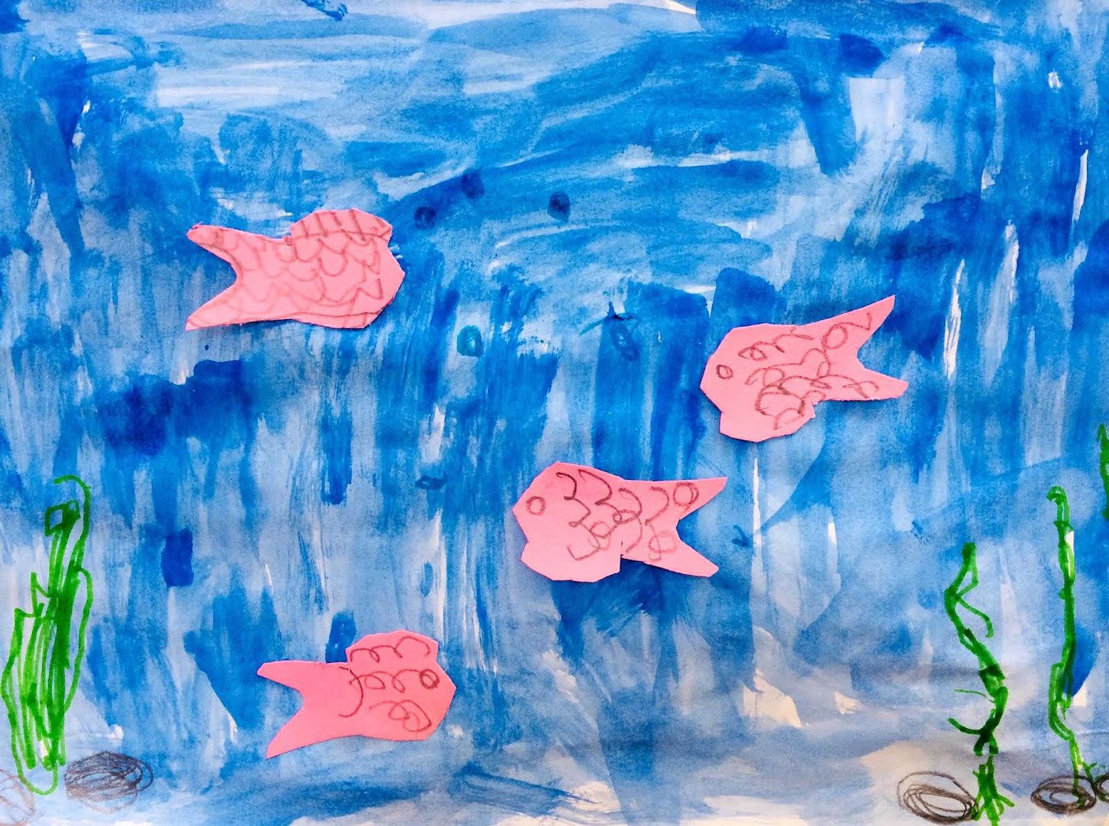 Lumea subacvatică