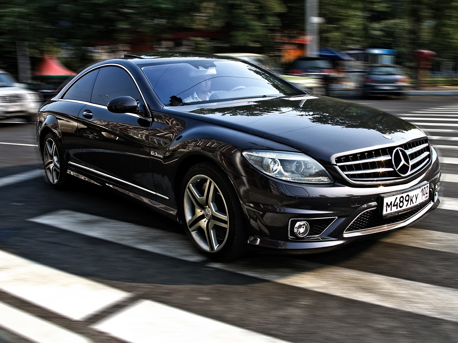mercedes cl63 amg hd - photo #2