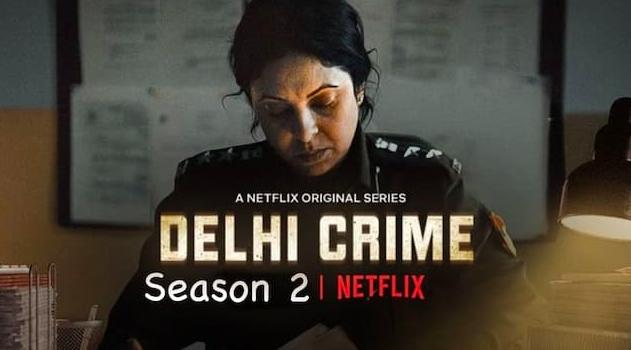 Delhi Crime Season 2 review