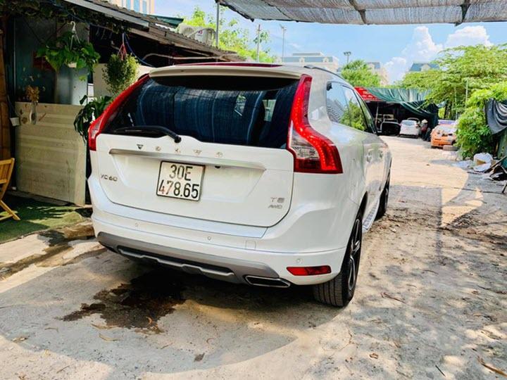 Xe hiếm Volvo XC60 2016 giá 1,4 tỉ đồng tại Việt Nam