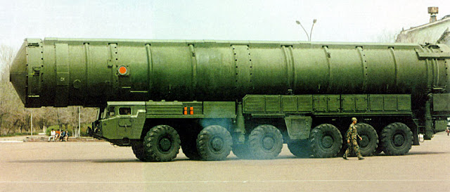 DF 41 Nuclear Missile
