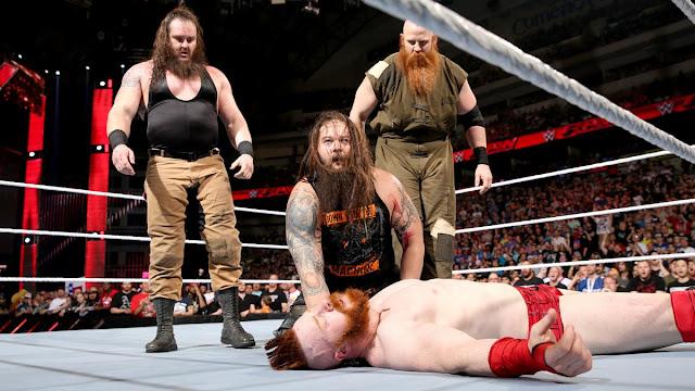 The Wyatt Family a fait passer un message à Ra