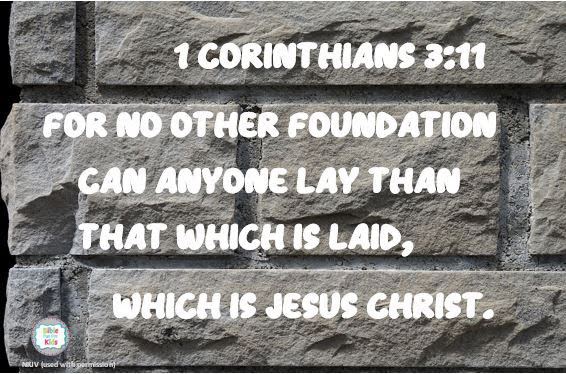 https://www.biblefunforkids.com/2020/05/Jesus-Christ-is-foundation.html