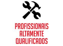 A escolha de profissionais qualificados ...