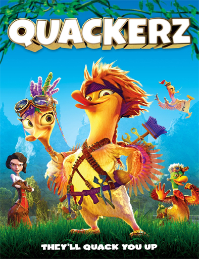 Ver Quackerz (2016) Online