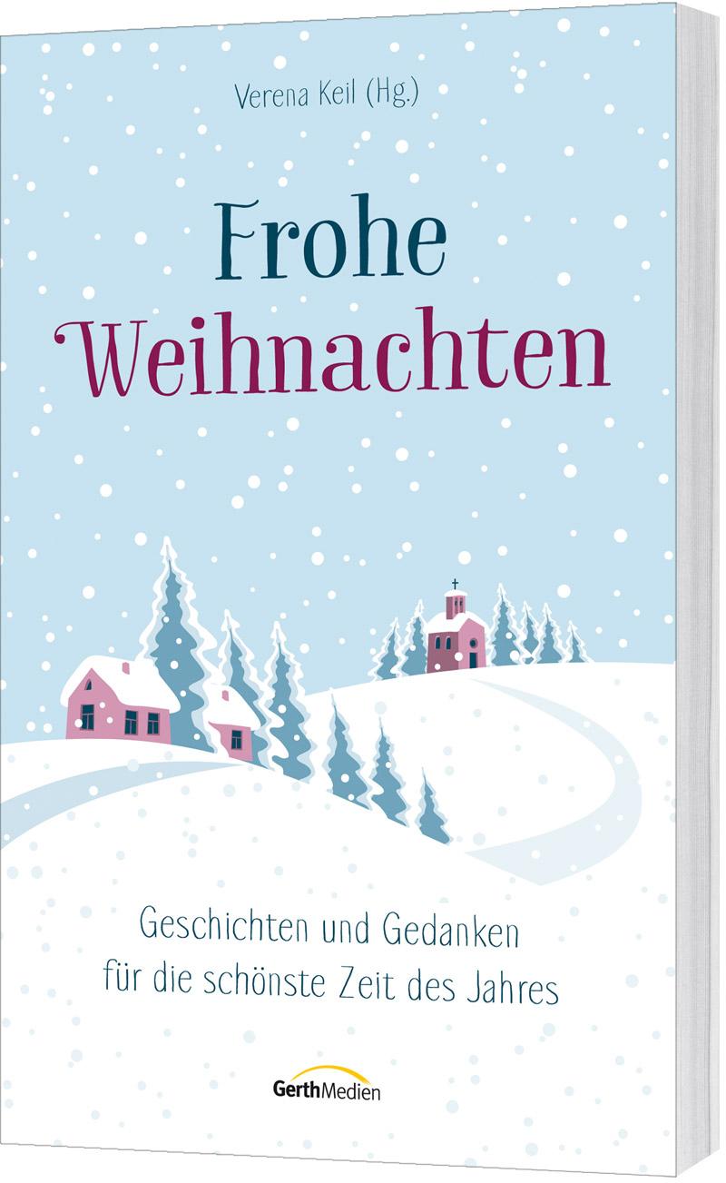 Buch Verena Keil Frohe Weihnachten