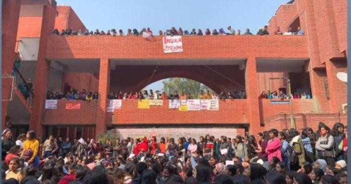 Sexual assault against female students of Gargi Women's College; Ten arrested,www.thekeralatimes.com