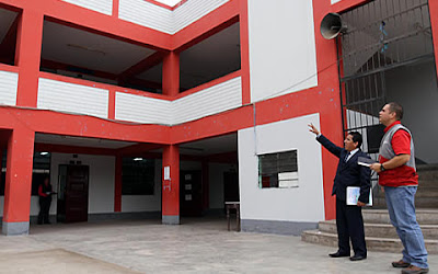 Programa Semáforo Escuela llegará a 42, 000 escuelas a nivel nacional durante el año 2016 según MINEDU