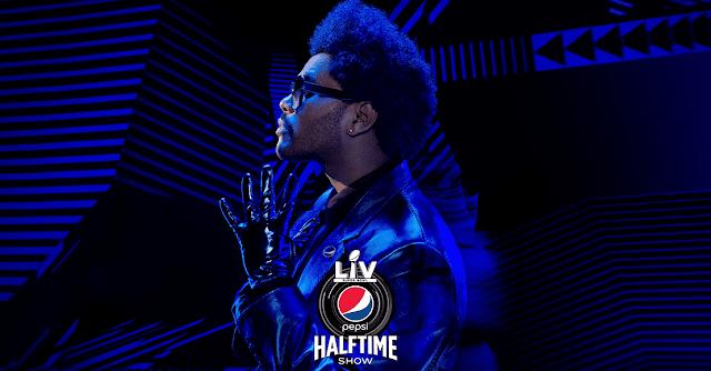 The Weeknd tocará en el show del medio tiempo del #SuperBowl