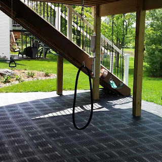 plastic patio deck tiles Greatmats
