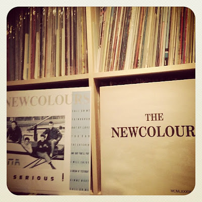 Newcolours - Be Serious ! (Reissue)