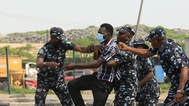 ENDSARS: Police Disrupt June 12 Protests In Lagos, Abuja, Arrest Protesters