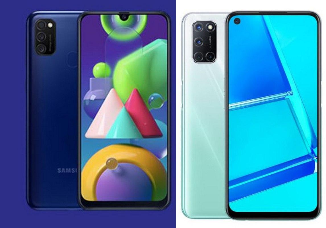 Duel Samsung Galaxy M21 vs Oppo A52: Harga Sama, Pilih Mana?