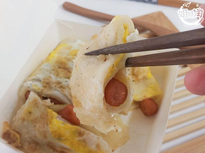 三民區小吃推薦-界陽蛋餅