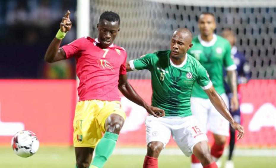 Νίκη με γκολ Καμαρά για τη Γουινέα (video)