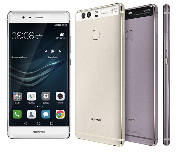 Huawei P9 dan Huwei P9 Plus resmi rilis, dibekali fitur dual kamera dan chip Kirin 955