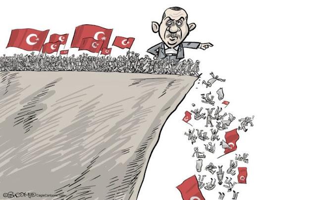Τίτλοι τέλους για την Τουρκία