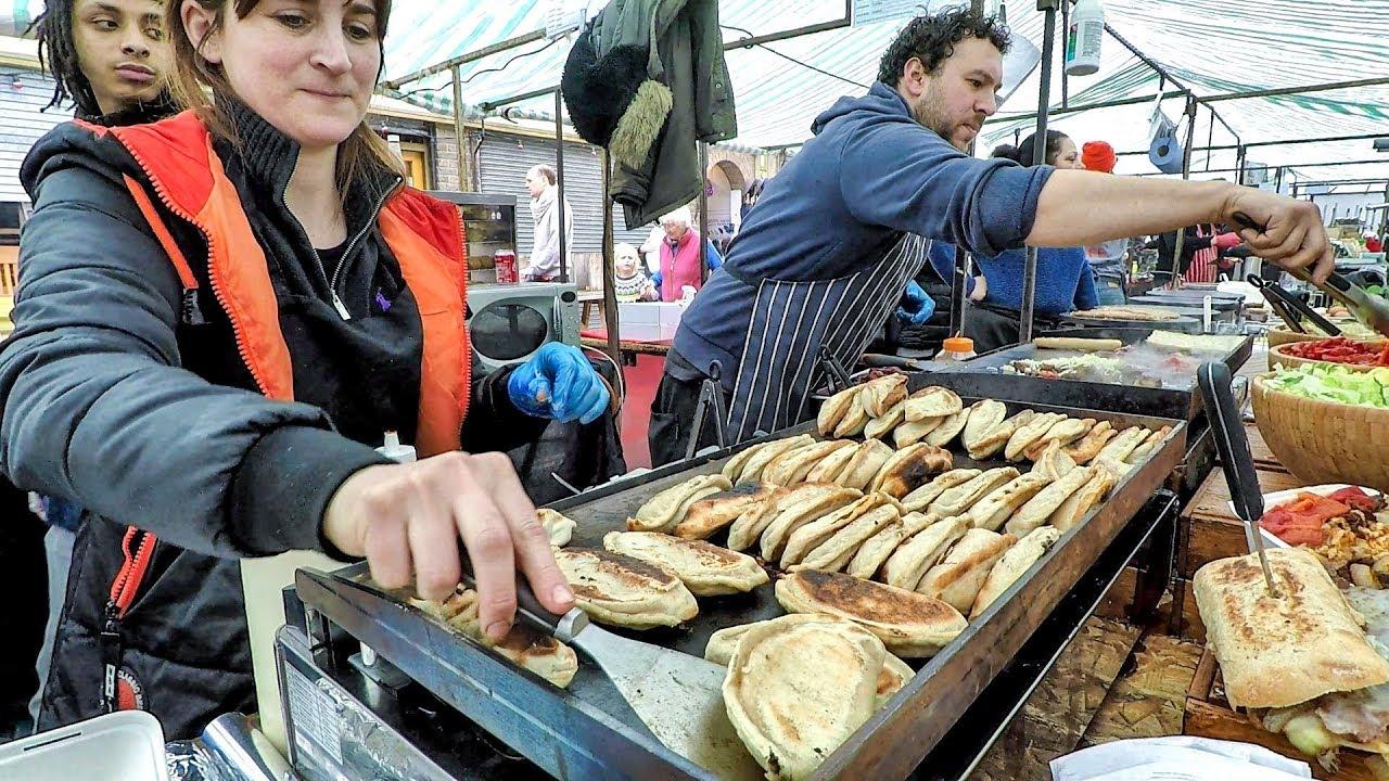 Empanadas street food