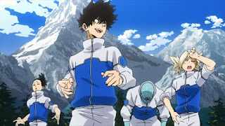 ヒロアカ アニメ   傑物学園高校   Ketsubutsu Academy High School   My Hero Academia   僕のヒーローアカデミア