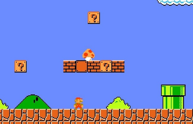 2D Mario Games offer more levels