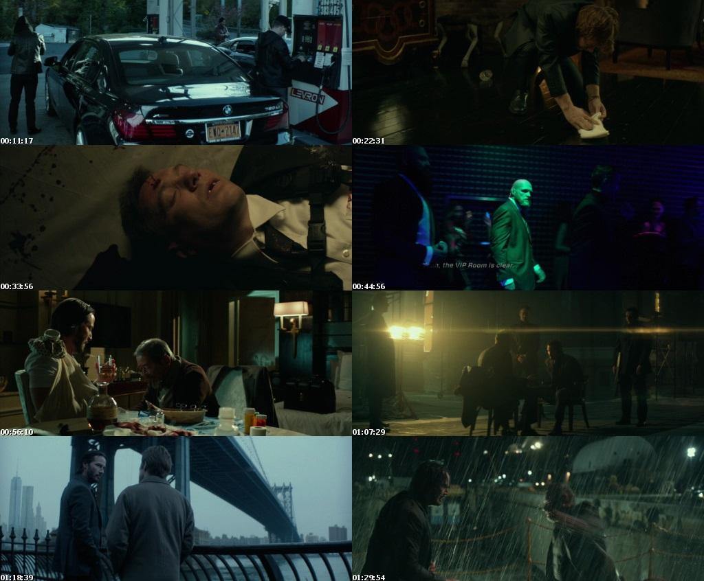 Watch Online Free John Wick (2014) Full Hindi Dual Audio Movie Download 480p 720p BluRay