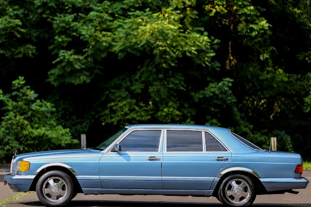 mercedes benz w126 300 sdl