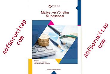 Maliyet ve Yönetim Muhasebesi MUH305U, Aöf Maliyet ve Yönetim Muhasebesi MUH305U dersi, Maliyet ve Yönetim Muhasebesi MUH305U PDF indir, Maliyet ve Yönetim Muhasebesi MUH305U ders kitabı indir, Açık Öğretim Maliyet ve Yönetim Muhasebesi MUH305U dersi, Aöf Maliyet ve Yönetim Muhasebesi MUH305U çalışma kitabı, Açık Öğretim Ders Kitapları PDF indir, Maliyet ve Yönetim Muhasebesi MUH305U indir, AÖF, Aöf İşletme, Aöf Soru, Aöf Kitap, Aöf Destek,