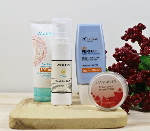 Sunscreen Bagus Harga Terjangkau