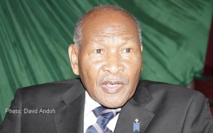 NDC critics don't understand English – Okudzeto