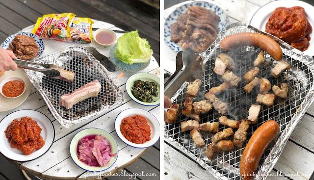 Apple Samgyupsal: Korean BBQ At Home