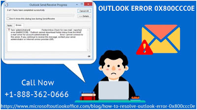 https://www.microsoftoutlookoffice.com/blog/how-to-resolve-outlook-error-0x800ccc0e/