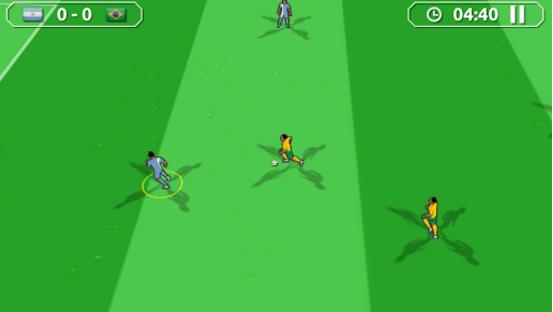 تحميل لعبة كرة القدم للاندرويد - كورة اندرويد