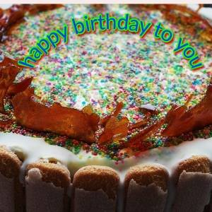 51+ Best Happy Birthday Cake PNG with Photo Frame- Download