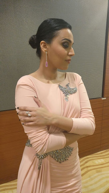 Spotted: Swara Bhaskar in Mirari Jewels