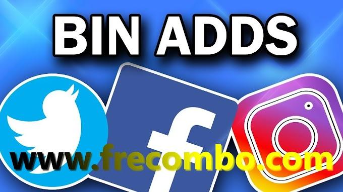 BIN FACEBOOK - INSTAGRAM ADS BIN