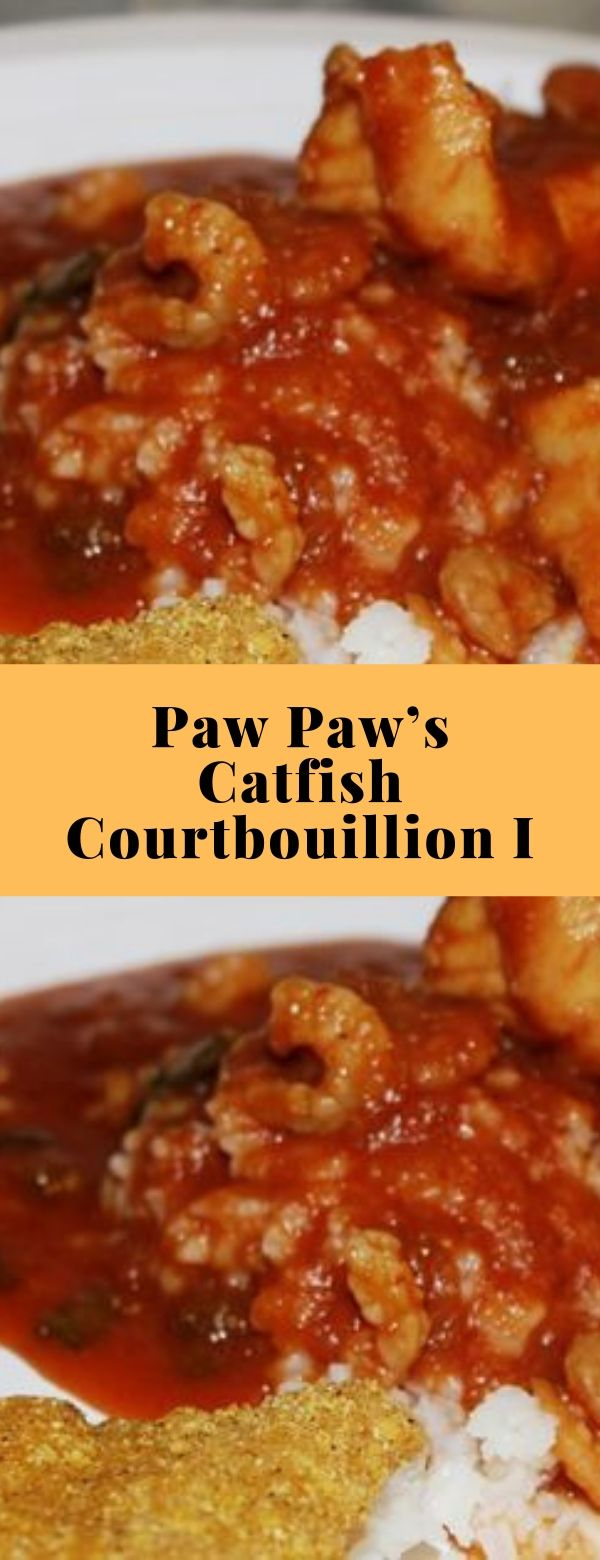 Paw Paw's Catfish Courtbouillion I #maincourse #restaurant #dinner #steak #seafood