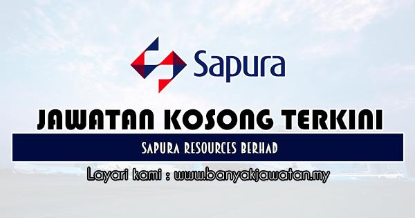 Jawatan Kosong 2019 di Sapura Resources Berhad