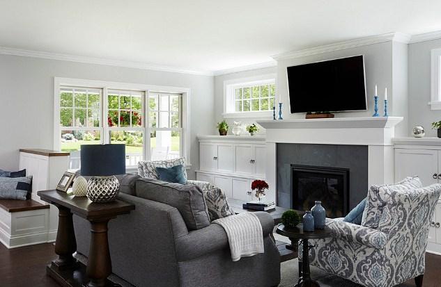 Desain ruang tamu minimalis multi fungsi - Ruang Tamu minimalis sederhana dari desainrumahidaman.xyz