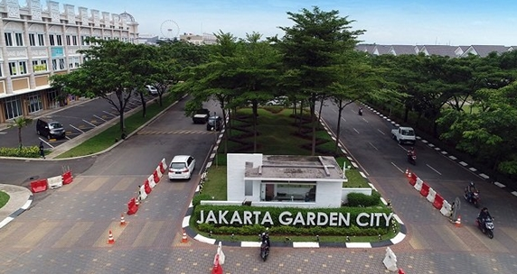 Lokasi Strategis Perumahan Jakarta Garden City