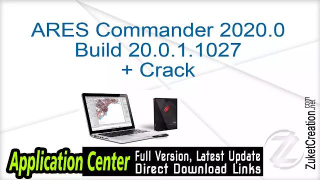ARES Commander 2020.0 Build 20.0.1.1027 + Crack