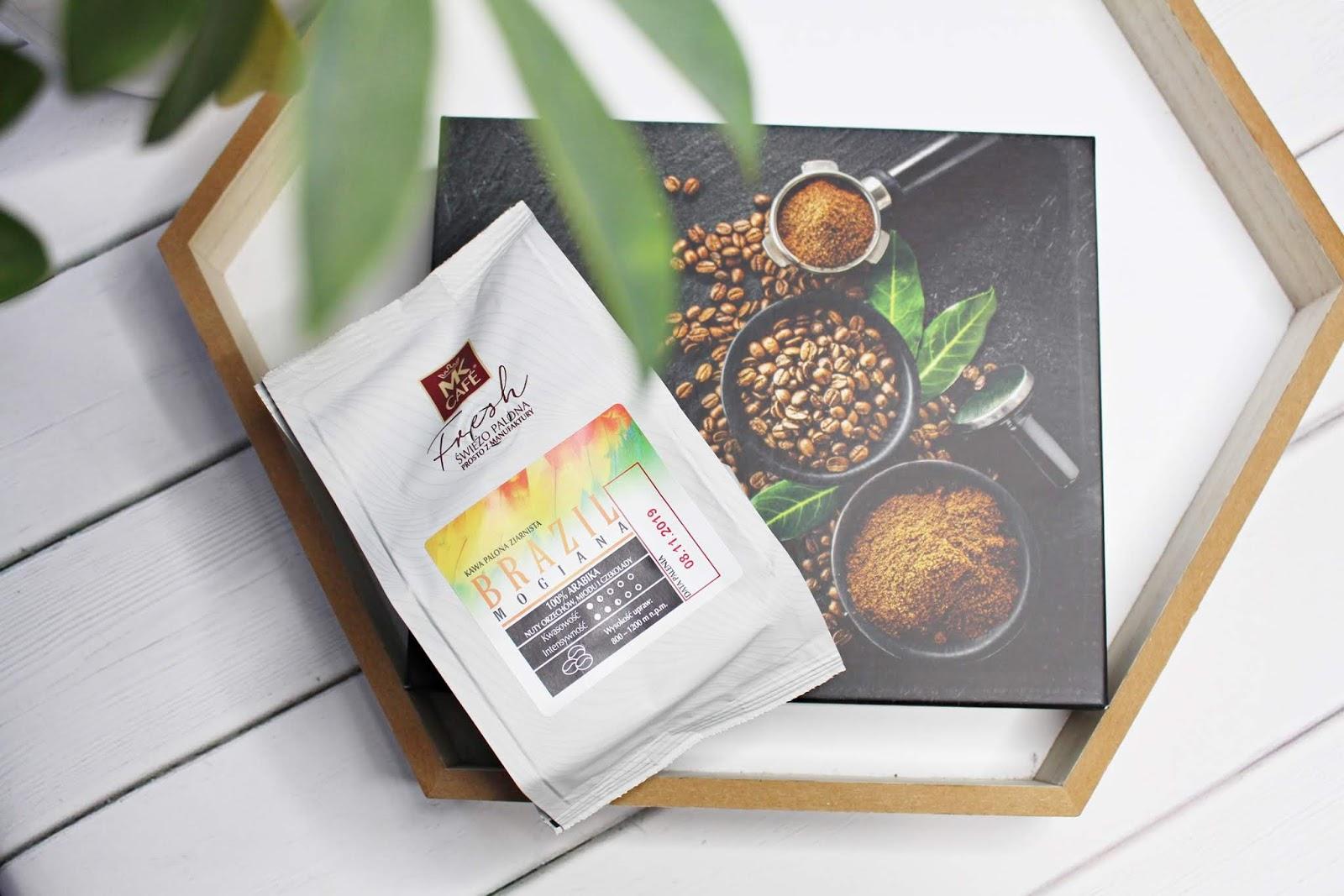 BeGlossy Coffee Time listopadowe pudełko zawartość + opinia