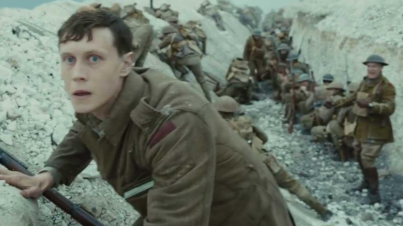 1917 Full Movie Download Watch Online Free 720p 1080p