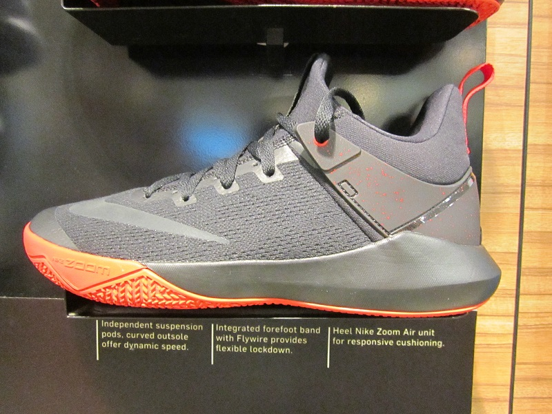 new arrival 9af6a 4d201 Nike Zoom Shift more detailed images   Analykix
