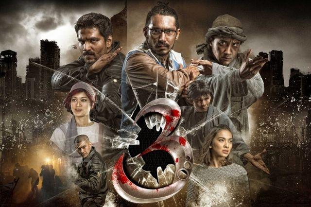 FILM - 3 Alif, Lam, Mim Full HD