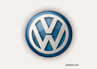 create the volkswagen logo