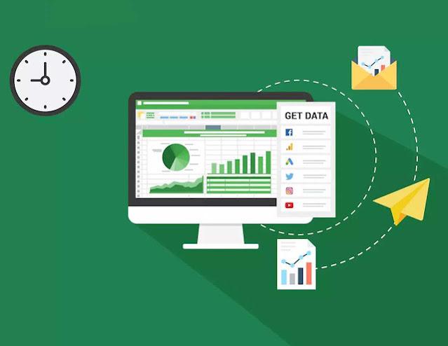 أنواع المراجع فى برنامج Microsoft Excel