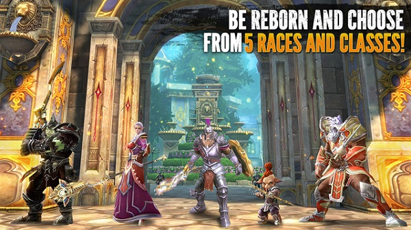 Gameloft launches Order & Chaos 2: Redemption on Android, iOS and Windows Phone